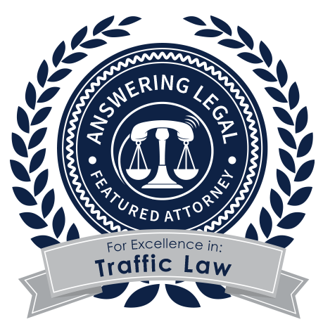Featured Attorney Badge